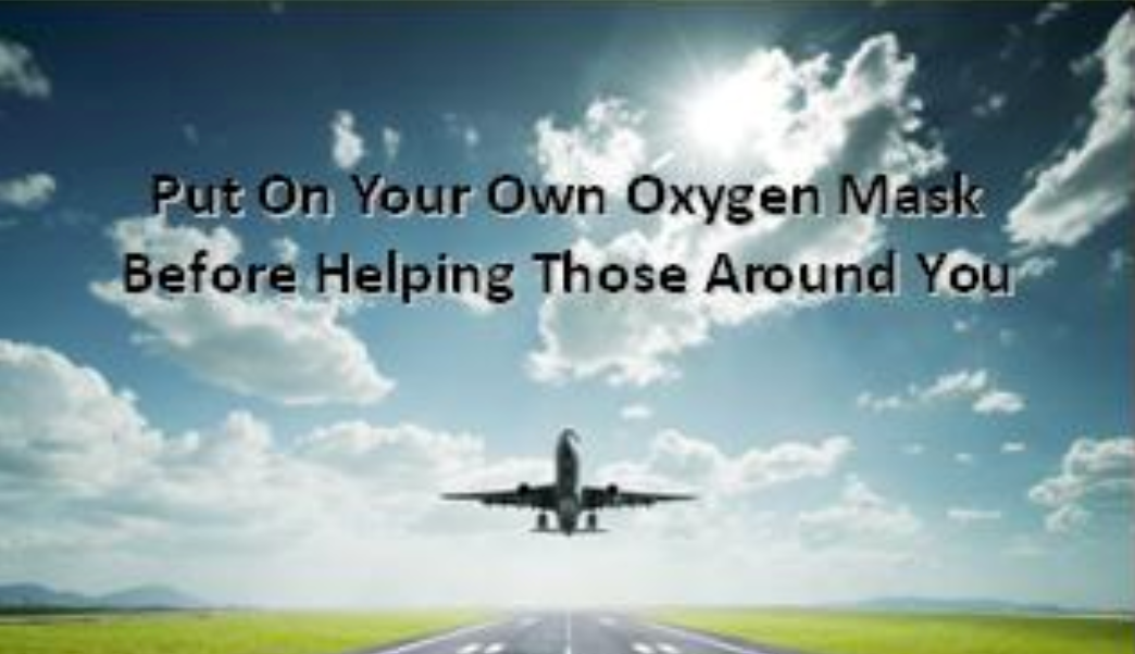 Put Your Own Oxygen Mask on First   overcomeabuse